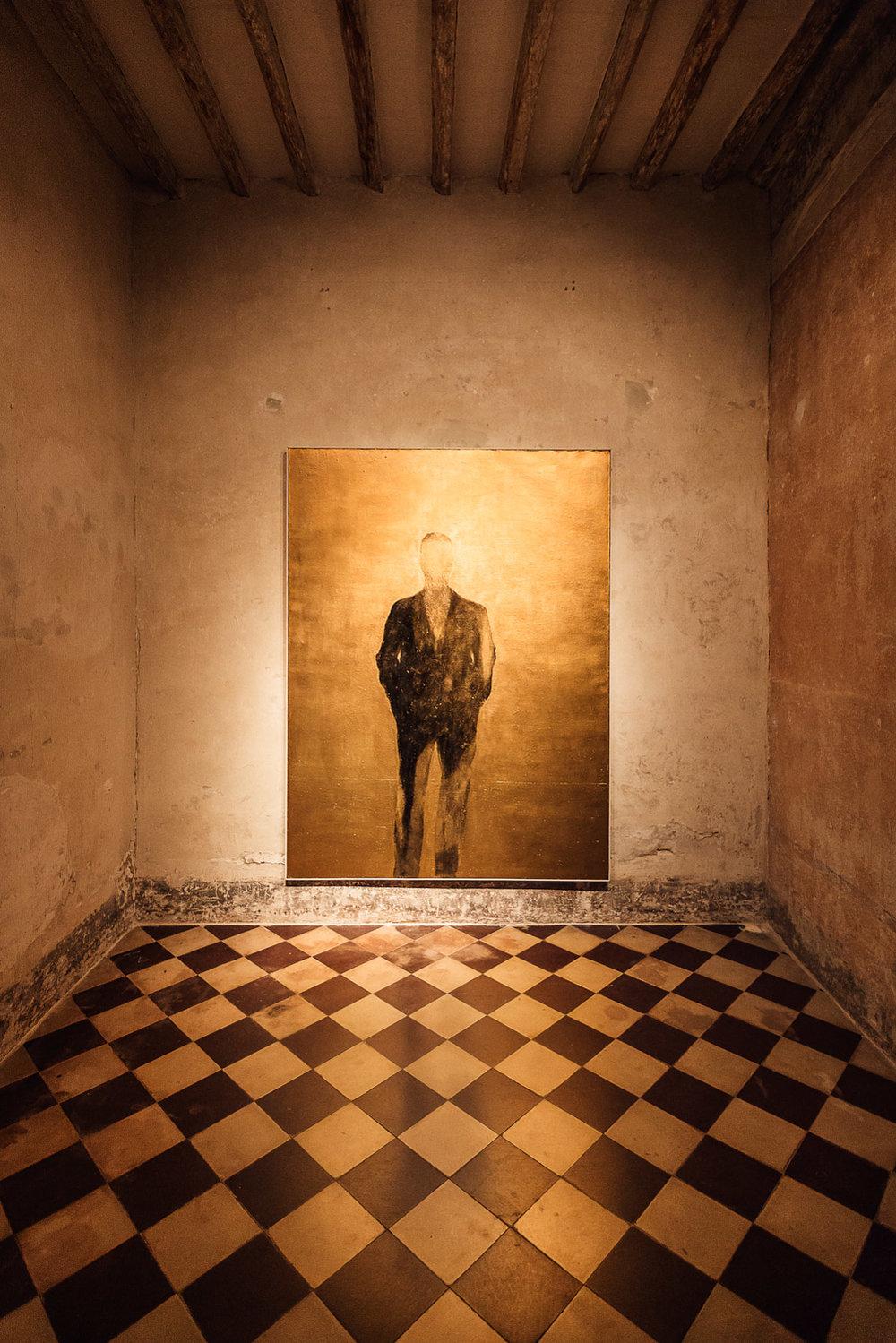 Michelangelo Pistoletto    Prima dello Specchio   Galleria Continua  San Gimignano, 2015