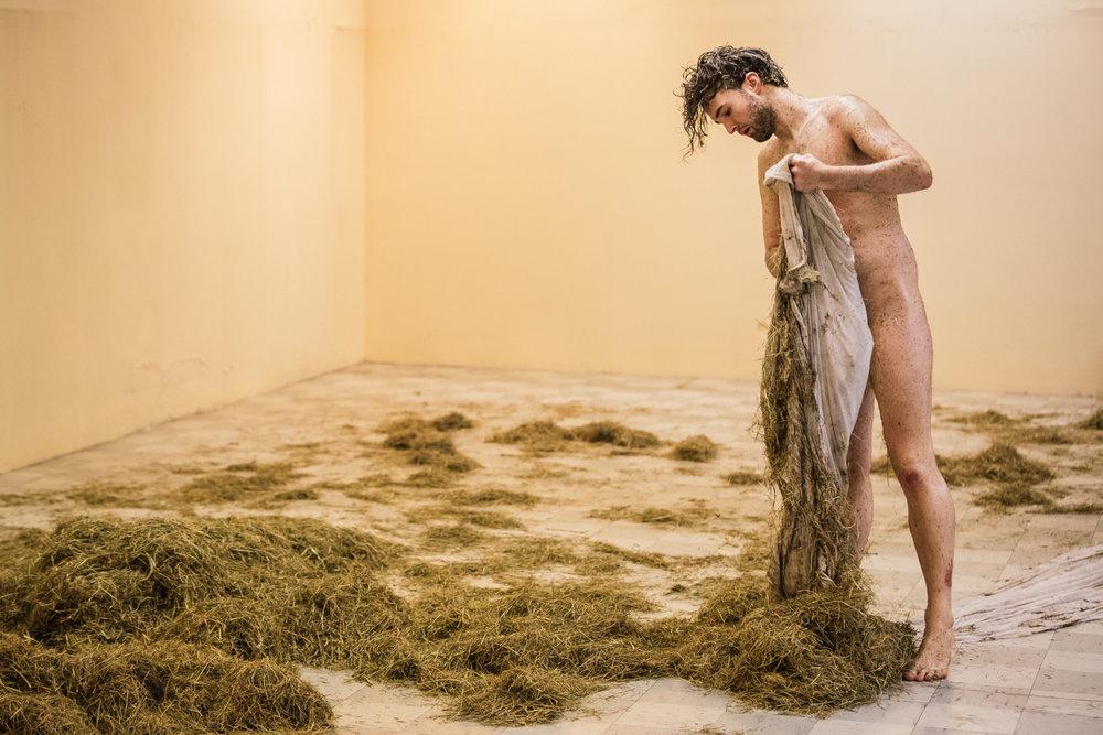 Robert Hardaker |Plough Your Own Furrow    Spill Festival of Performance   Ipswich, 2014
