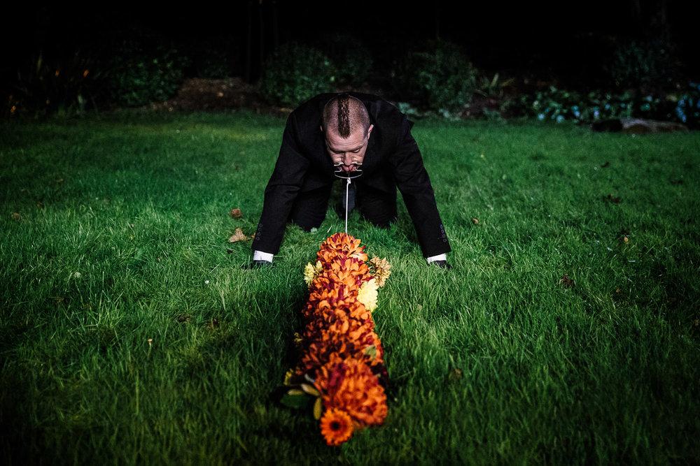 Kris Canavan |Dredge    Spill Festival of Performance   Ipswich, 2014