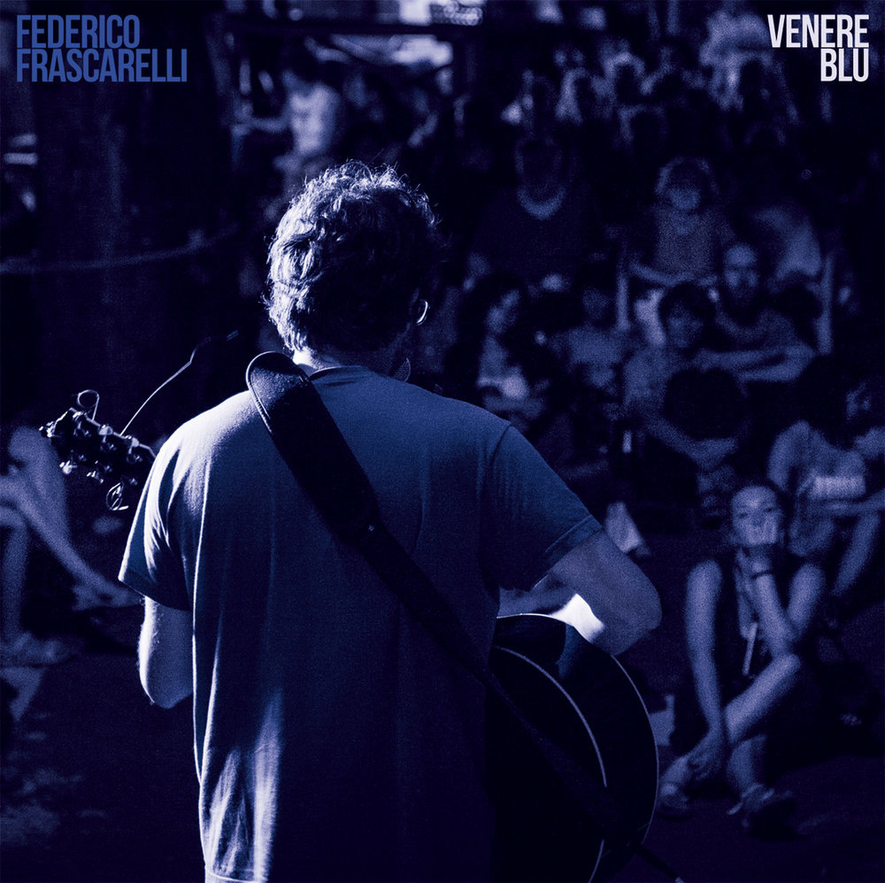 Federico Frascarelli   Venere Blu    CD   Graphic Design Guido Mencari  2015