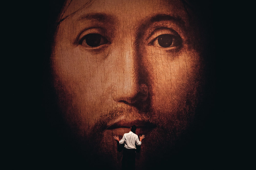 Romeo Castellucci | On the Concept of the Face, Regarding the Son of God