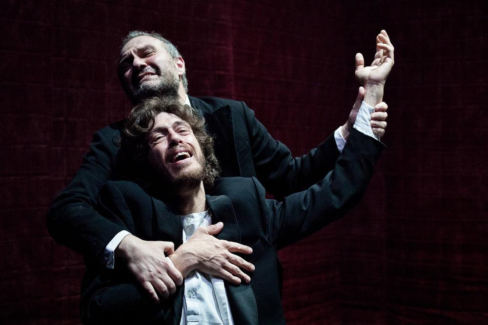 Teatro Del Carretto | Amleto