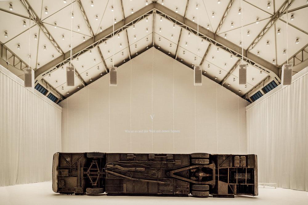 Romeo Castellucci / Kent Nagano | Johann Sebastian Bach - La Passione