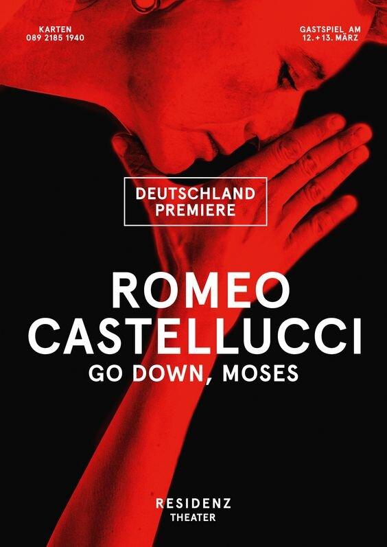 Romeo Castellucci | Go Down, Moses