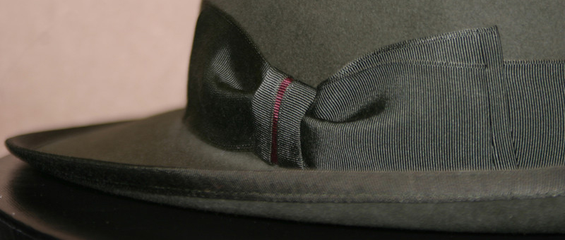 "Our hats ribbon work is called ""work's of Art"" by our customers."