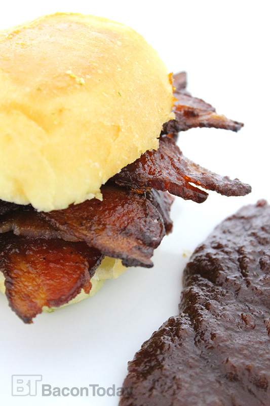Bacon and Guinness BBQ Sauce