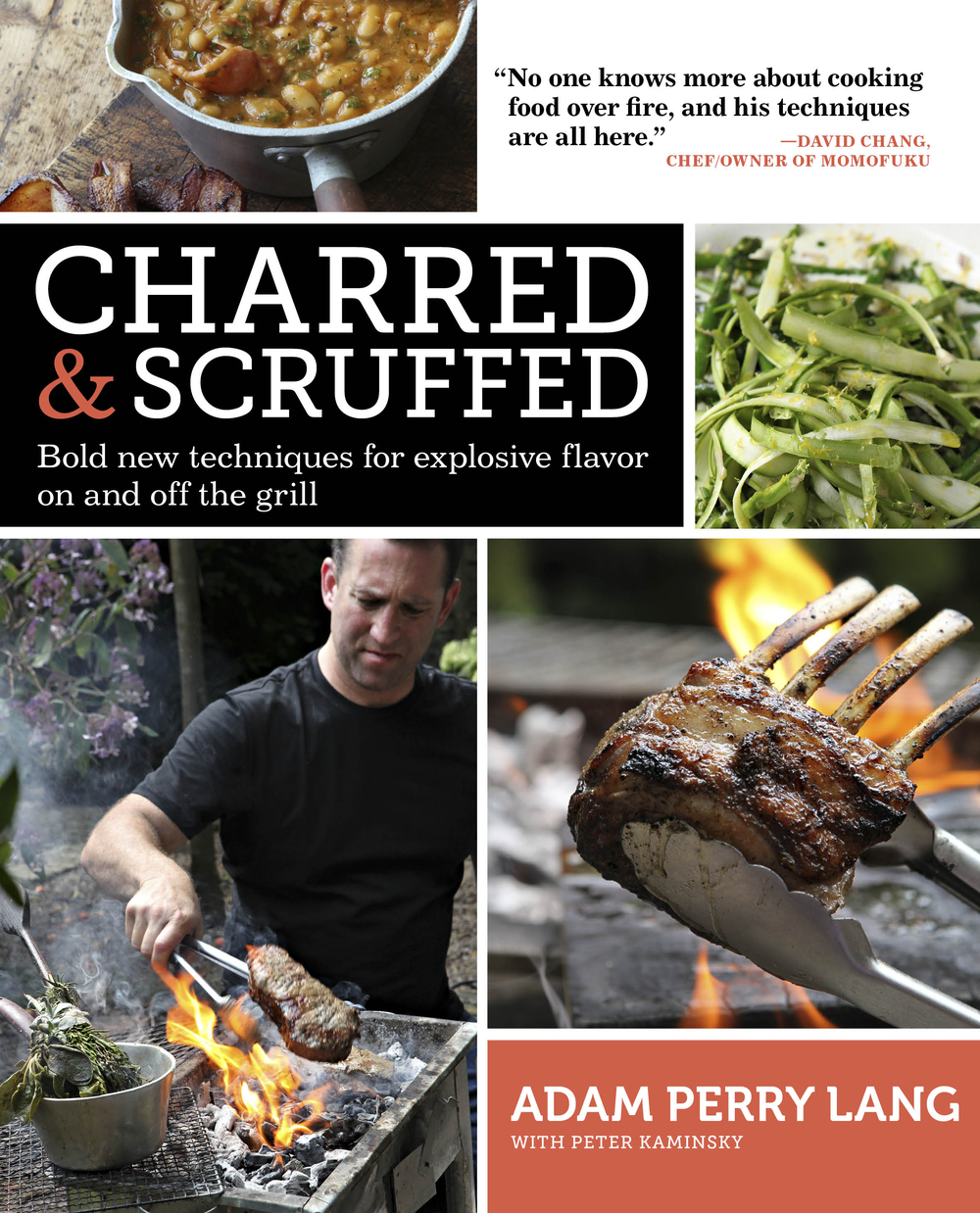 Charred & Scruffed by Adam Perry Lang