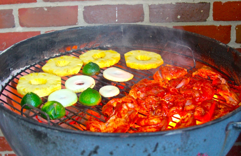 Grilled Pineapple Salsa — Grillocracy