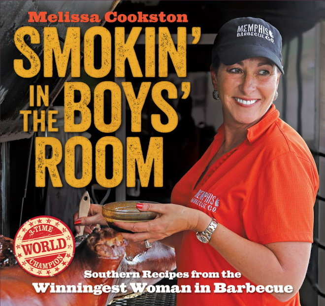 Smokin' in the Boys Room by Melissa Cookston