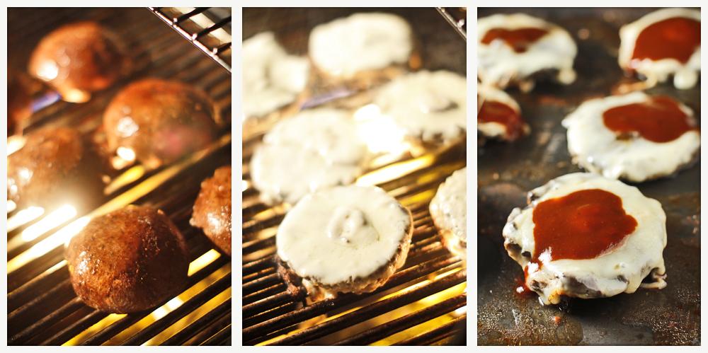 Grilled BBQ Portobello Mushroom Sandwich