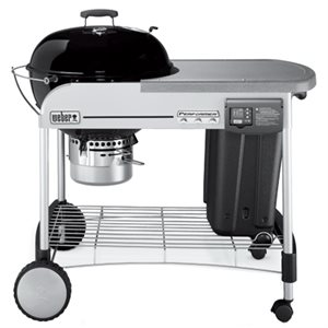 """Win a Weber Performer Premium 22.5"""" Charcoal Grill"""