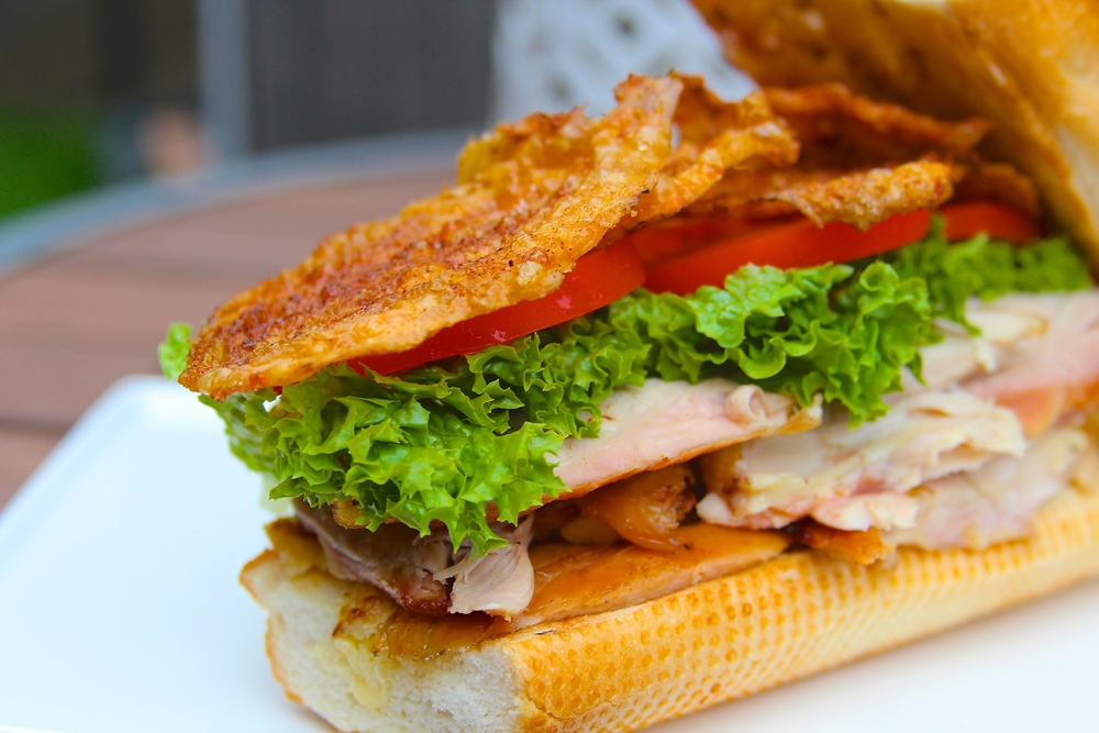 Chicken Bacon CBLT
