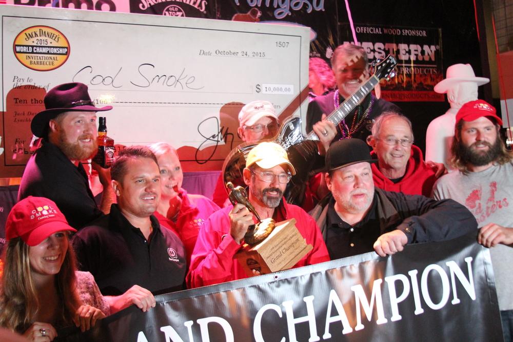 Tuffy Stone Wins 2015 Jack Daniels Invitational