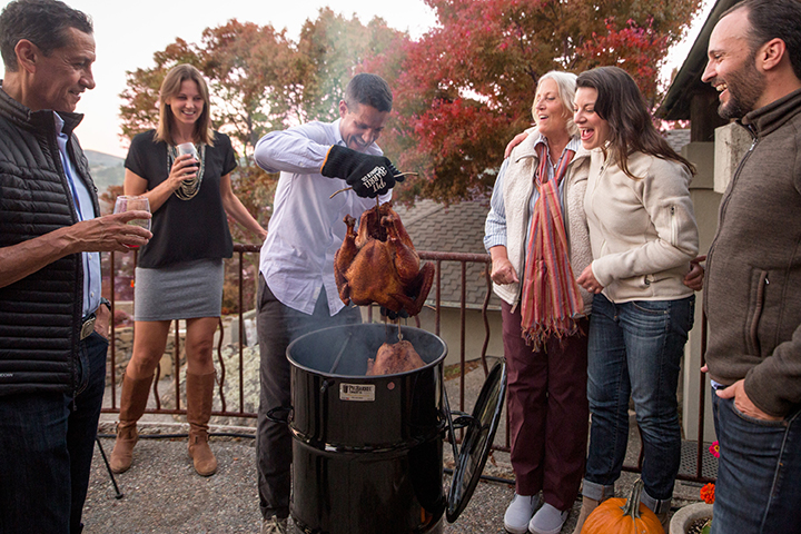 Pit Barrel Cooker Turkey