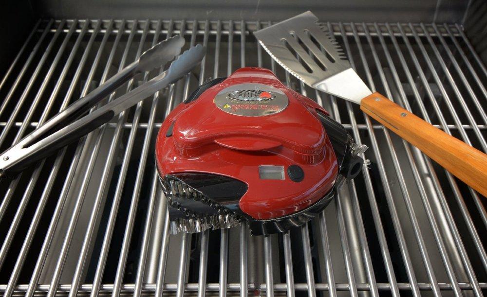 Grillbot Robotic Grate Cleaner