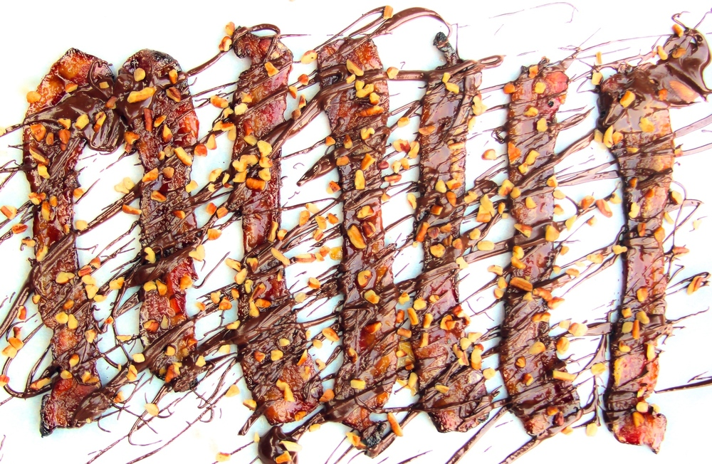Smoked Chocolate Bacon