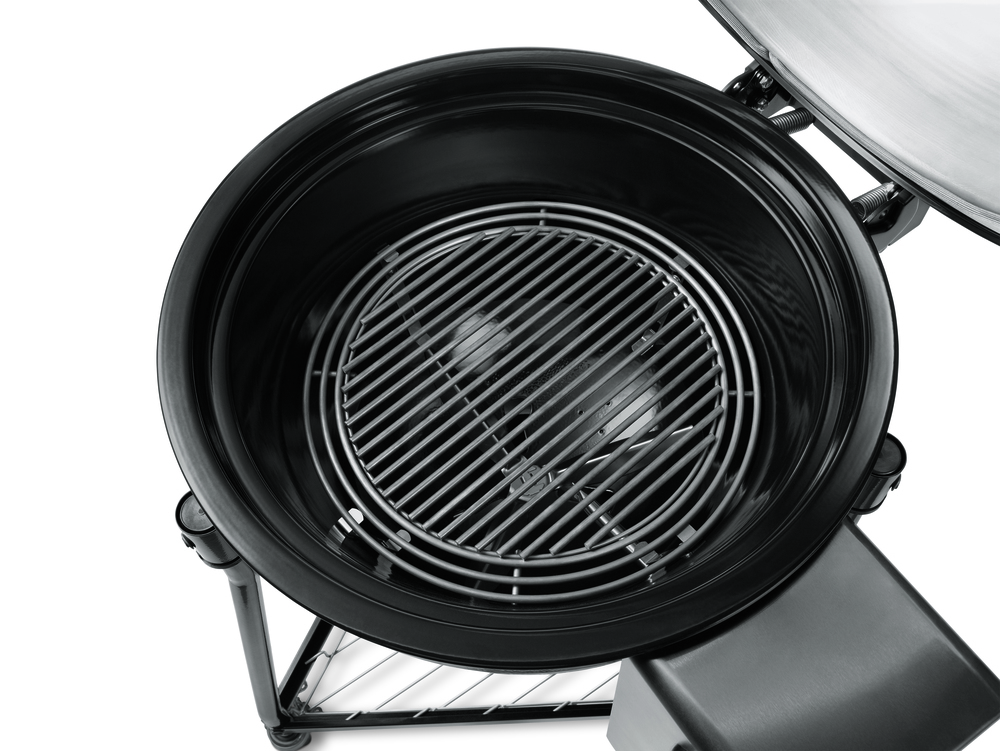 A Look Inside of the New Weber Summit Charcoal Grill