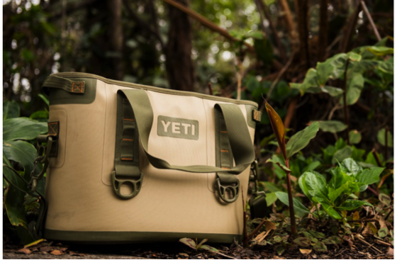 Yeti Field Tan Hopper