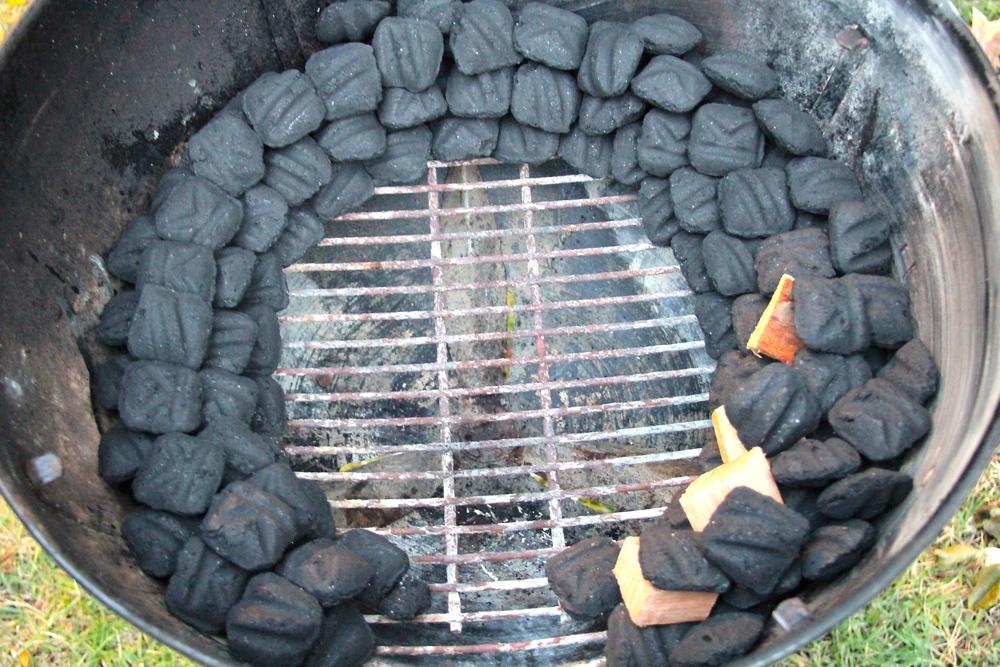 Charcoal Setups