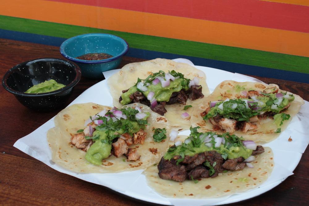 Grilled Skirt Steak Tacos
