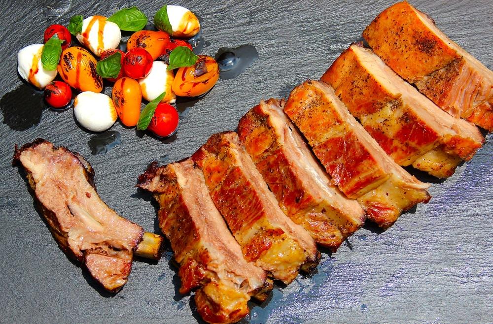 Pork Ribs Confit