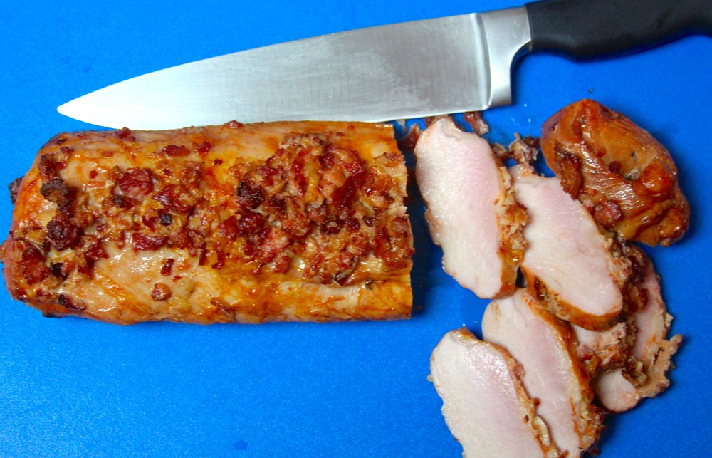 Sliced Smithfield Pork Loin