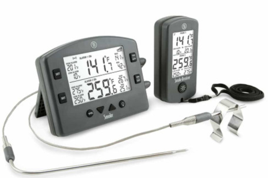 Smoke Remote Probe Thermometer for Grilling