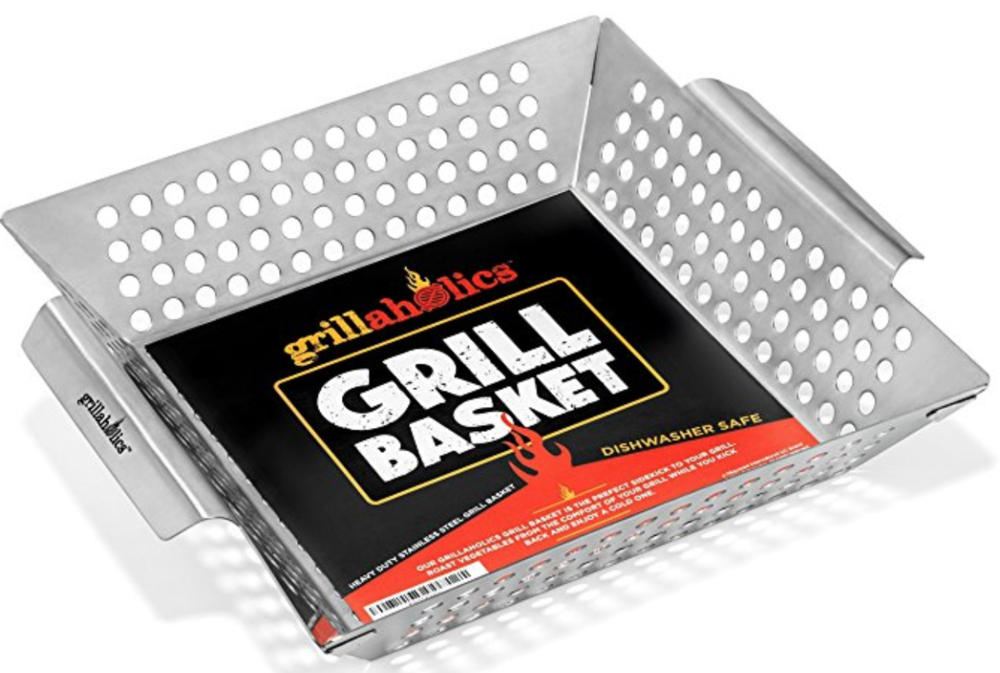 Best Vegetable Grilling Basket