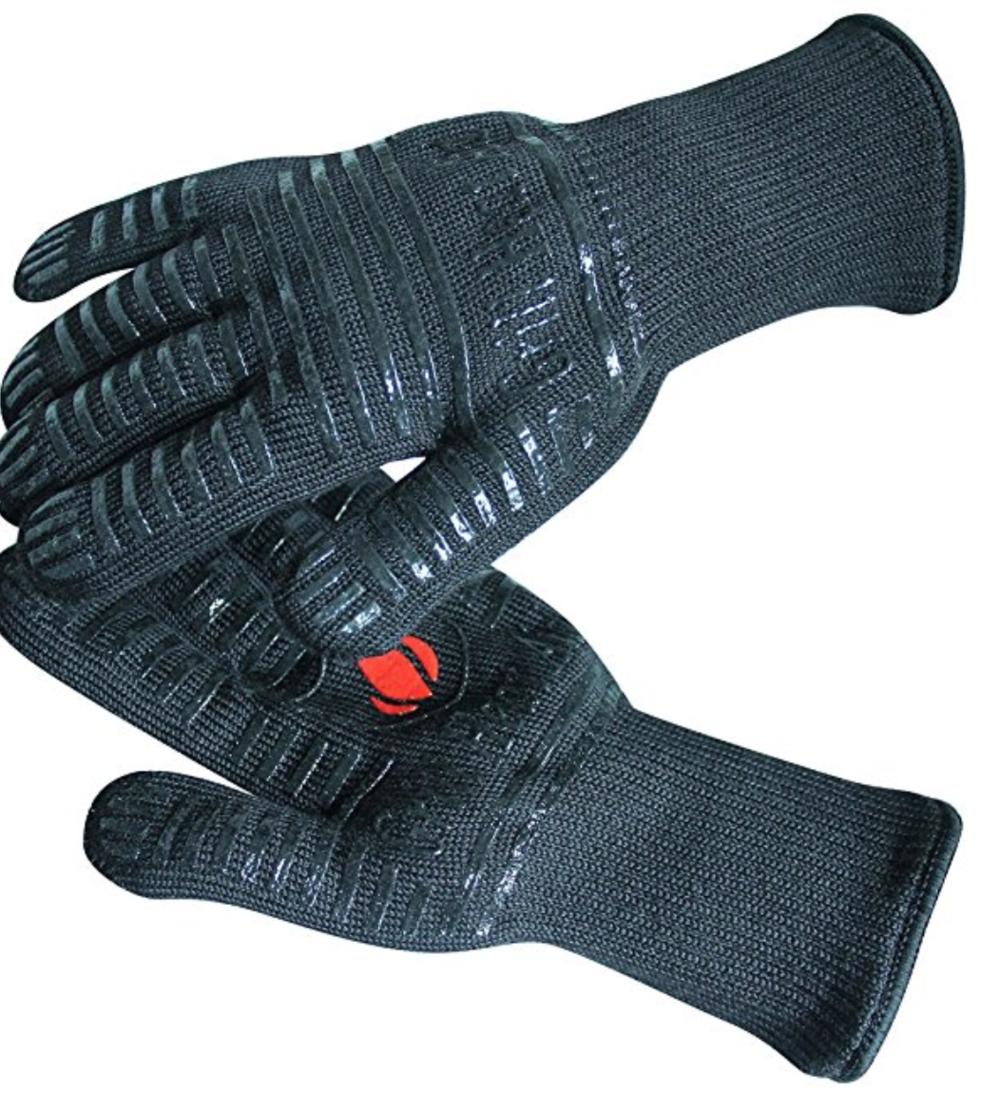 Heat Resistant Gloves for Grilling