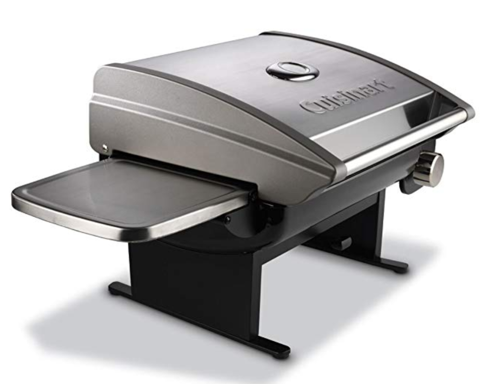 CUISINART PORTABLE TABLETOP GAS GRILL -