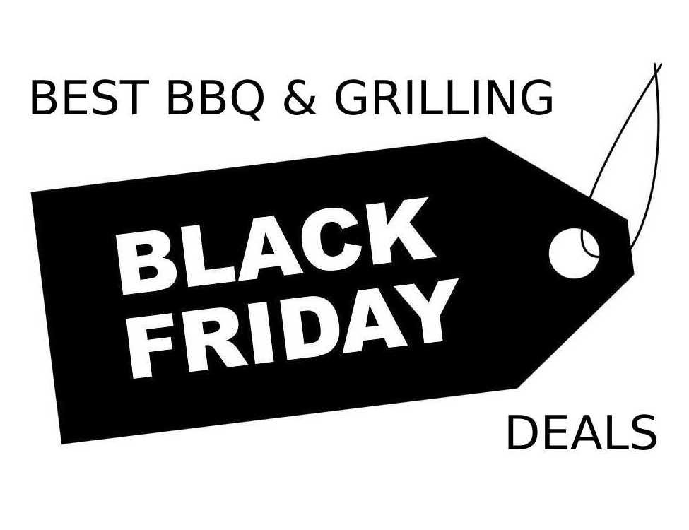 The Best BBQ and Grilling Black Friday Deals