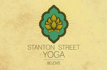 Stanton Street YogaLogo & Web Design |2013