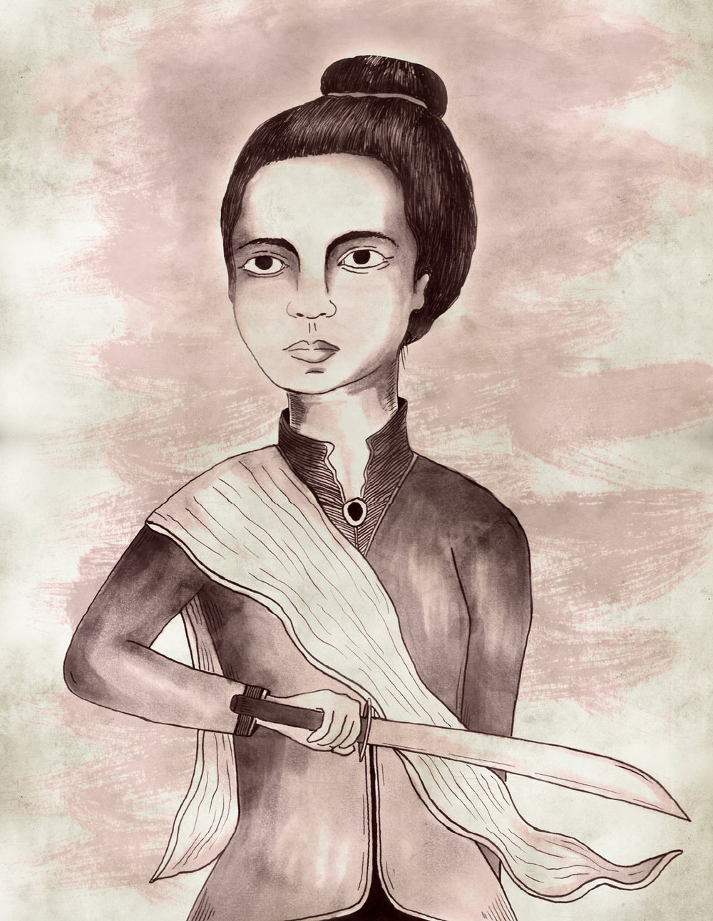 Cut Nyak Dhien | Leader