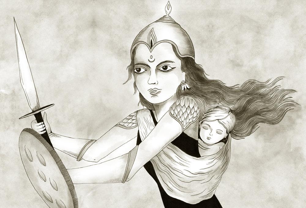 Rani Lakshmi Bai | Leader