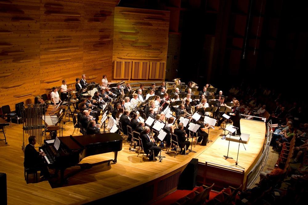 Alumni Wind Ensemble, Rutgers Mason Gross