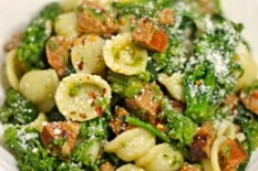Broccoli Raab and Sausage Pasta