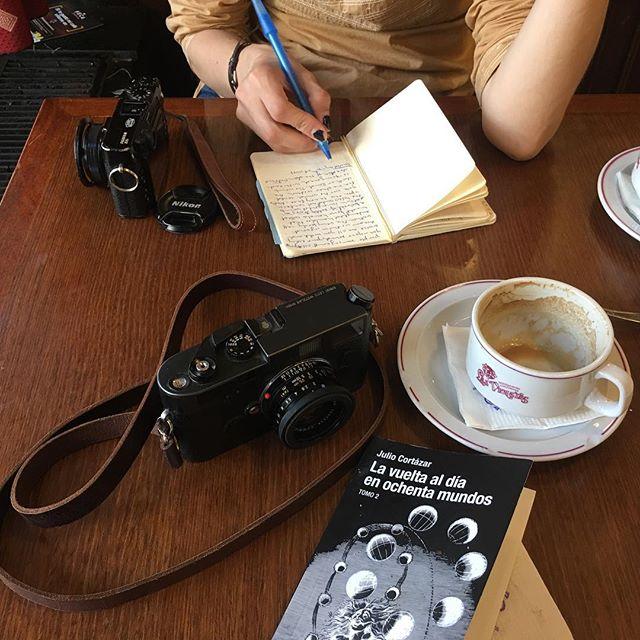 Cafés in Buenos Aires :)