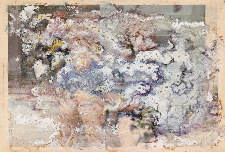 La glace   C-print on Hahnemuhle paper  27x40 cm  2015