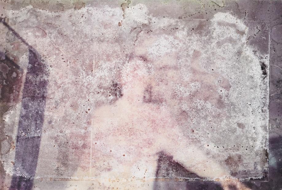 Sans titre   C-print on Hahnemuhle paper  27x40 cm  2015
