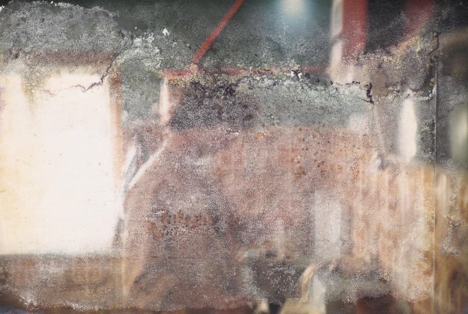Sans titre   C-print on Hahnemuhle paper  27x40 cm  2016