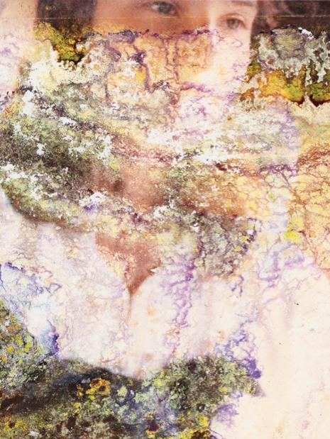 L'épargnée   C-print on Hahnemuhle paper  45x60 cm  2016