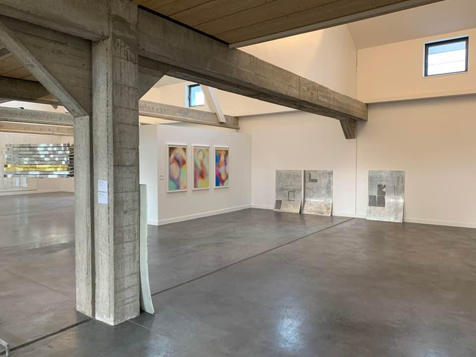 Le réel dispose de son invention , curated by Eric Degoutte, Centre d'art Contemporain Les Tanneries, Amilly, France