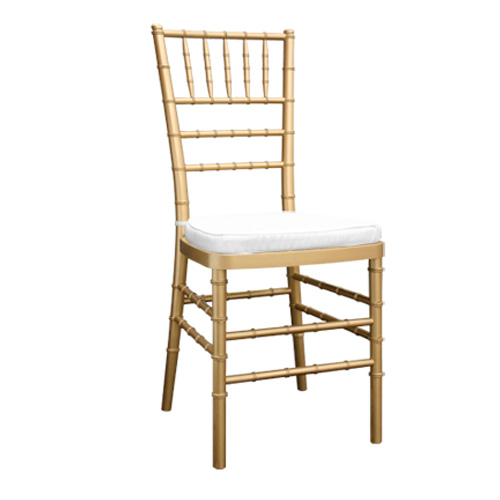 Gold Chiavari Chair - $4/ Chair