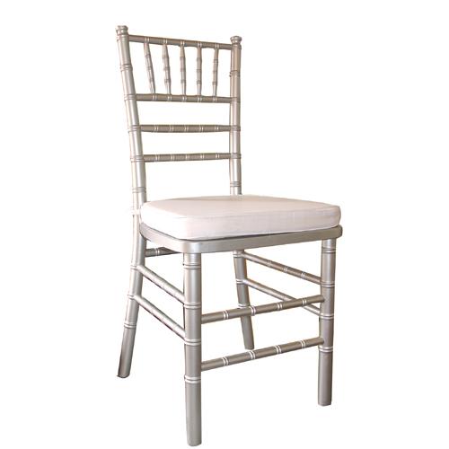Silver Chiavari Chair - $5/ Chair
