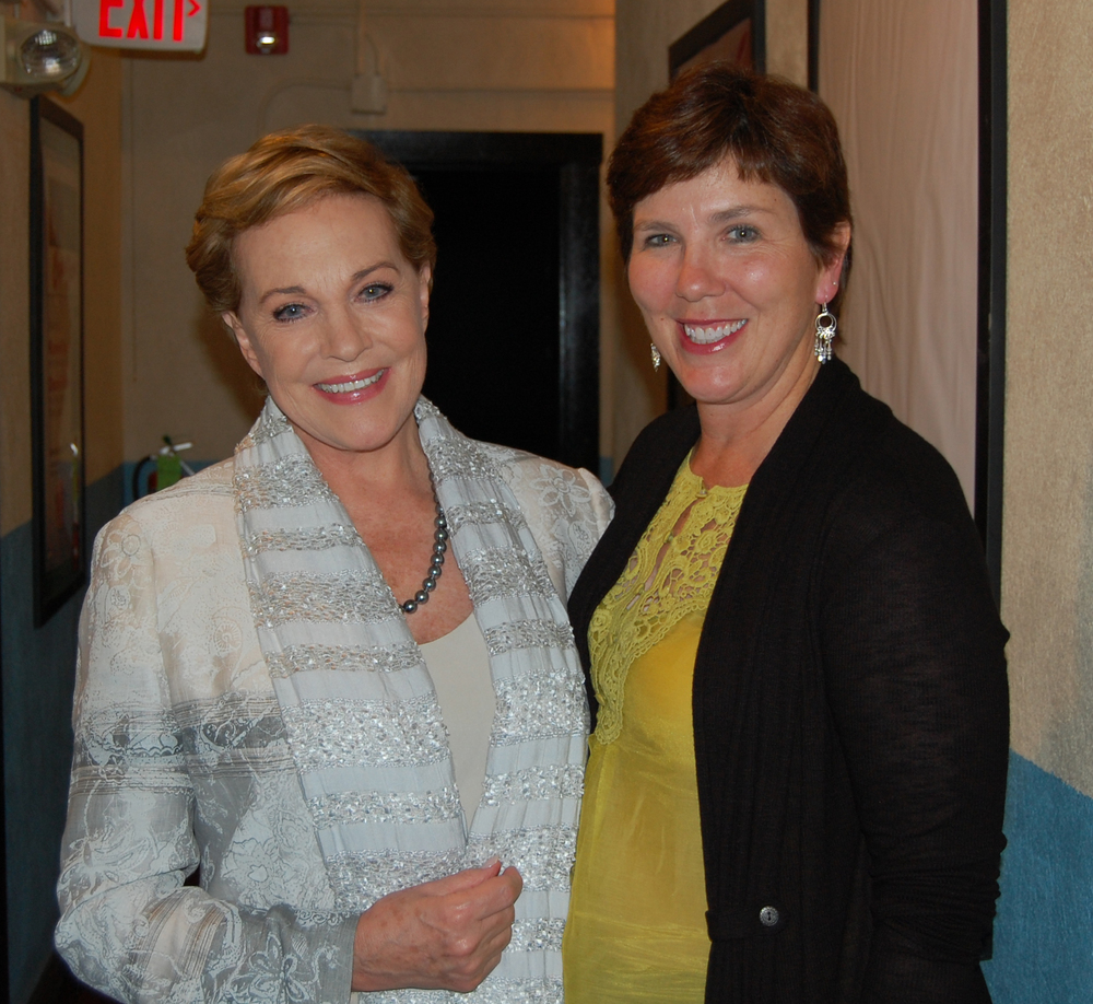 Julie Andrews Edwards