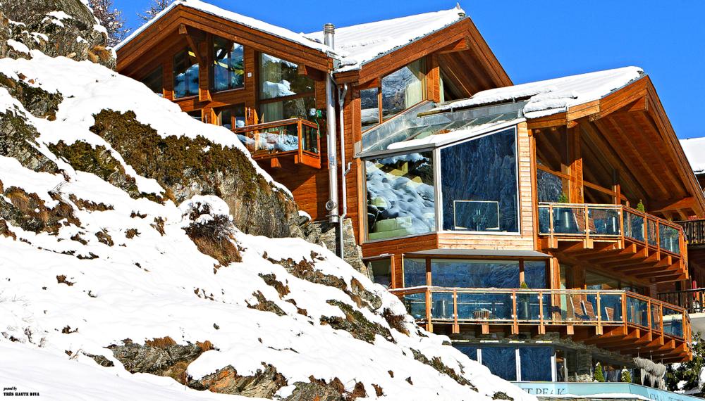 Chalet Zermatt Peak