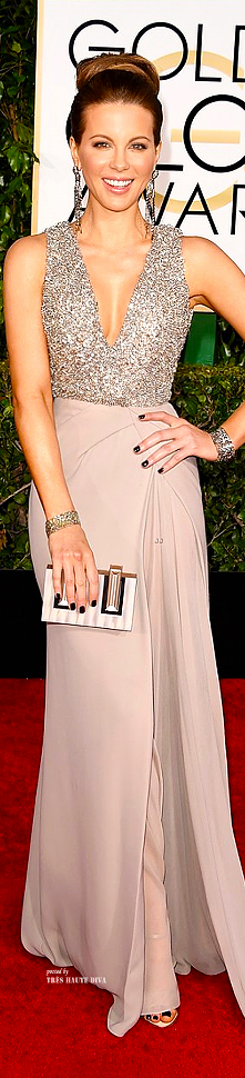 Kate Beckinsal in Elie Saab