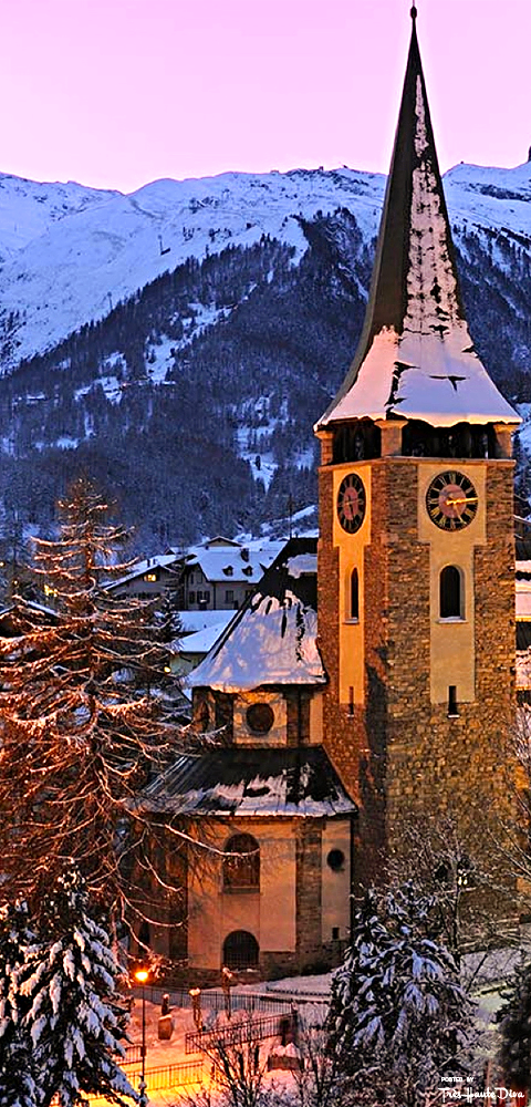 Zermatt Church