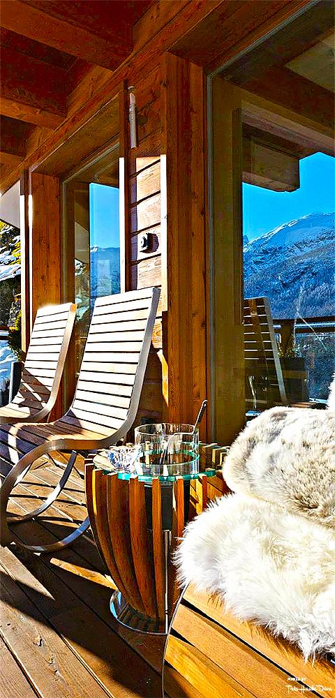Chalet Zermatt Peak Terrace