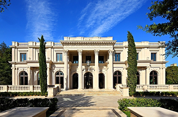 Beaux Arts, Sunset Blvd., Beverly Hills, CA